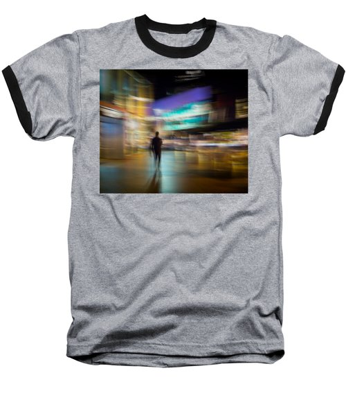 Baseball T-Shirt featuring the photograph Golden Temptations by Alex Lapidus