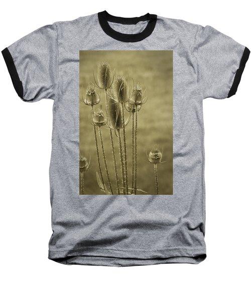 Golden Thistles Baseball T-Shirt