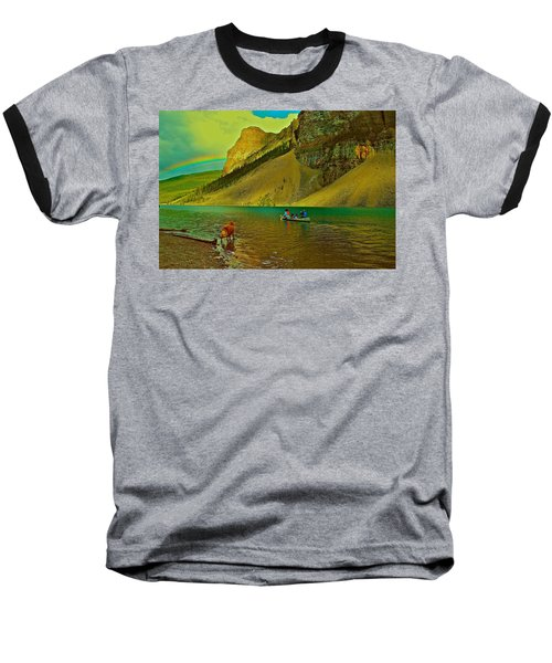 Golden Voyage Baseball T-Shirt