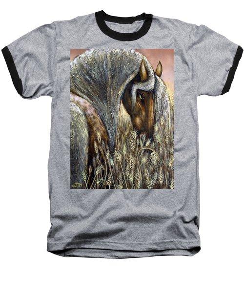 Golden Years Harvest Baseball T-Shirt