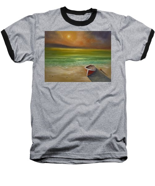 Gone For The Weekend Baseball T-Shirt