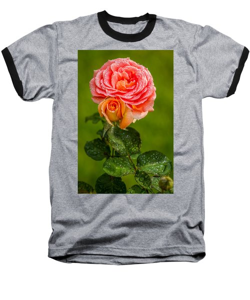 Baseball T-Shirt featuring the photograph Good Morning Beautiful by Ken Stanback