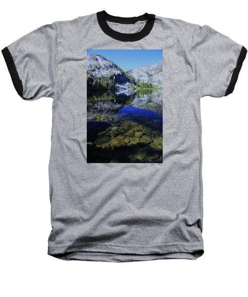 Baseball T-Shirt featuring the photograph Good Morning Eagle Lake by Sean Sarsfield