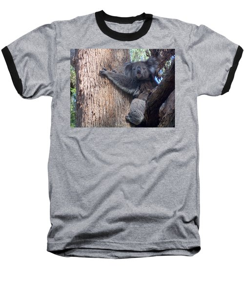 Good Morning Baseball T-Shirt by Evelyn Tambour