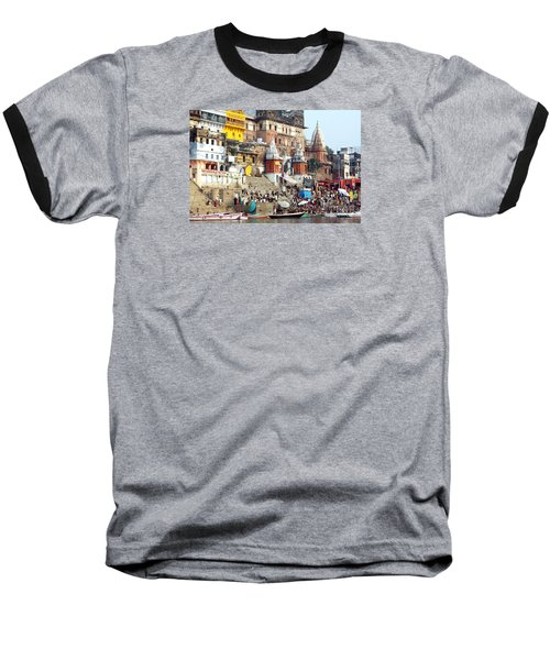 Good Morning Ganga Ji 2 Baseball T-Shirt