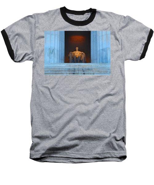 Good Morning Mr. Lincoln Baseball T-Shirt