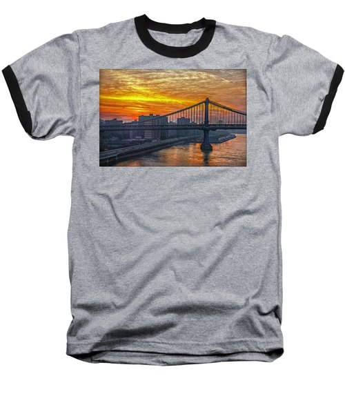 Good Morning New York Baseball T-Shirt