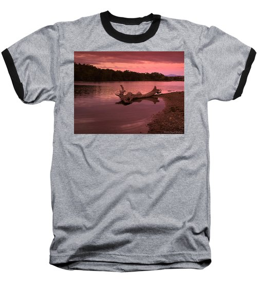 Good Morning Sacramento River Baseball T-Shirt