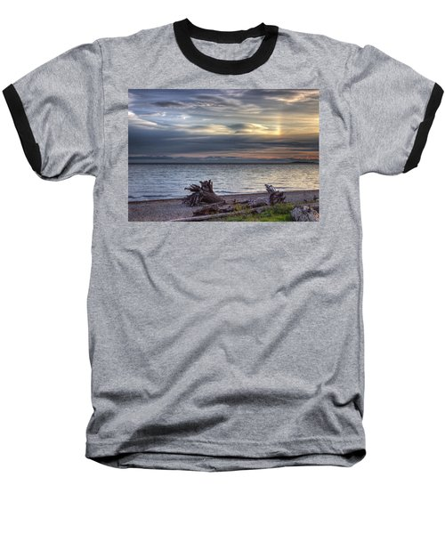 San Pareil Sunrise Baseball T-Shirt