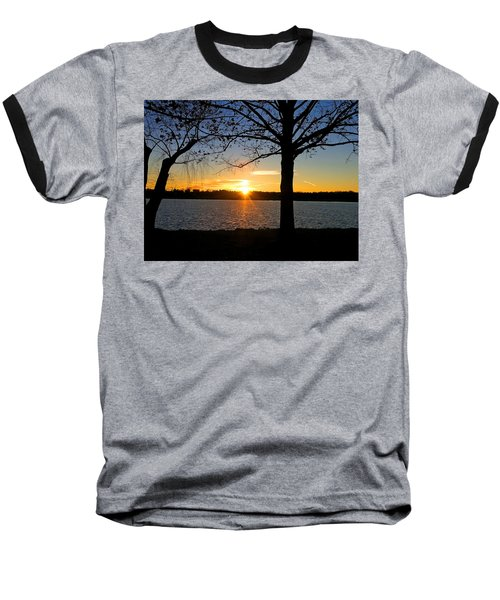 Good Night Potomac River Baseball T-Shirt