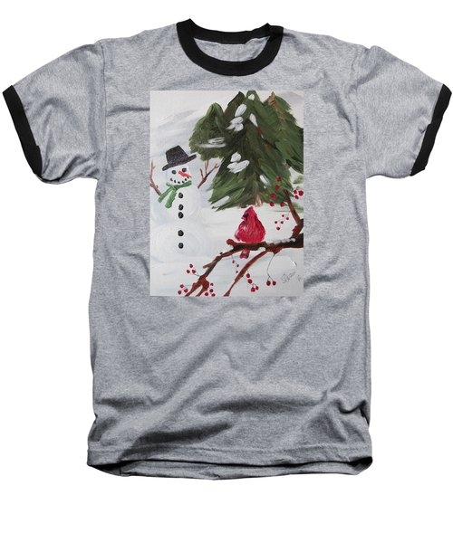 Good Tidings Baseball T-Shirt