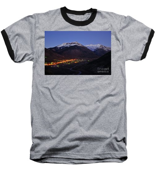Goodnight Silverton Baseball T-Shirt