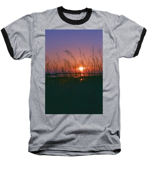 Goodnight Sun Baseball T-Shirt