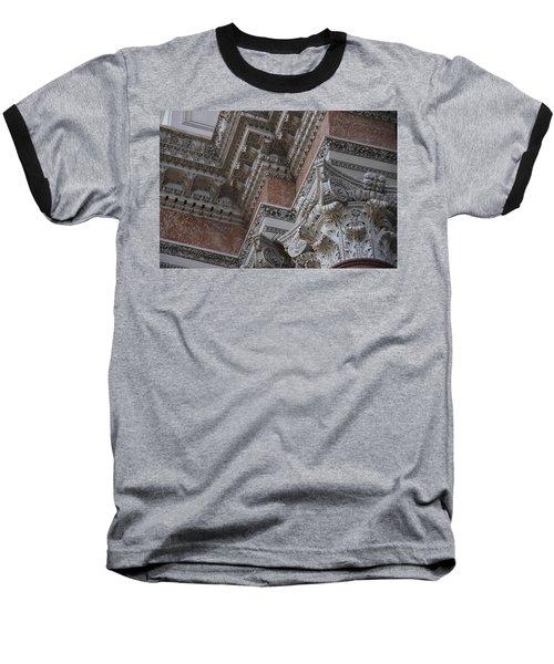 Gorgeous Corner Baseball T-Shirt by Debi Demetrion