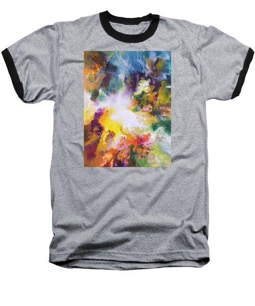 Gossamer Baseball T-Shirt by Sally Trace