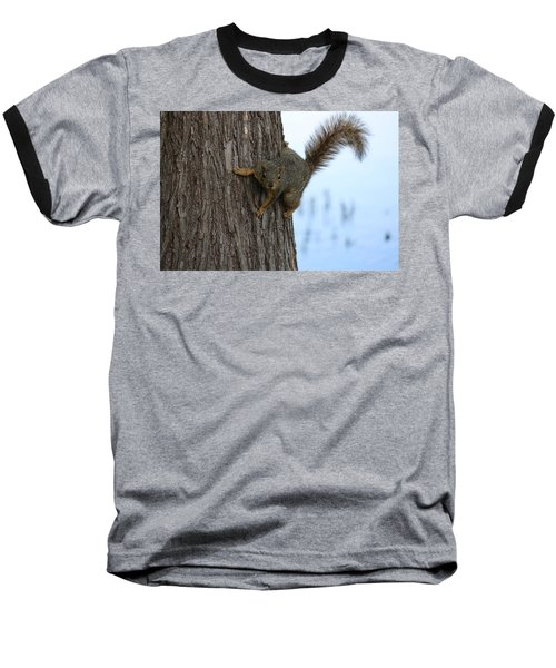 Lookin' For Nuts Baseball T-Shirt