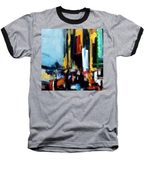 Gotham 3 Baseball T-Shirt