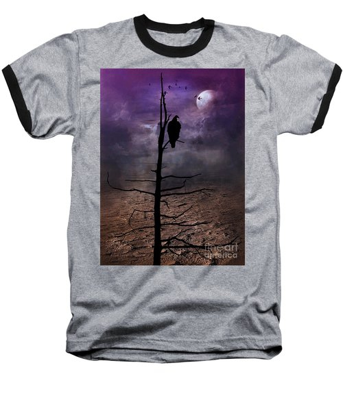 Gothic Dream  Baseball T-Shirt