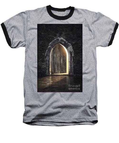 Gothic Light Baseball T-Shirt