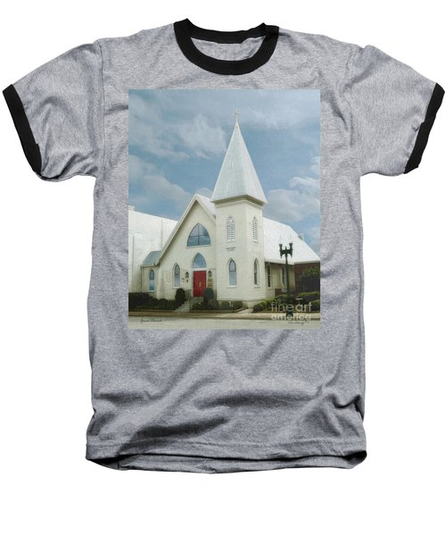 Grace Church Baseball T-Shirt