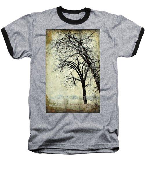 Grace Baseball T-Shirt by Leanna Lomanski