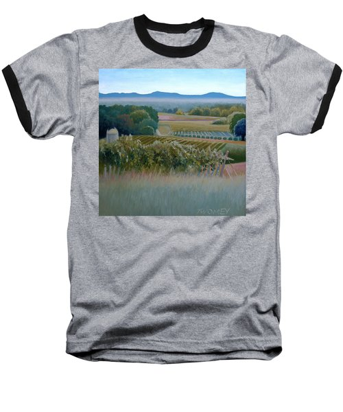 Grace Vineyards No. 1 Baseball T-Shirt by Catherine Twomey