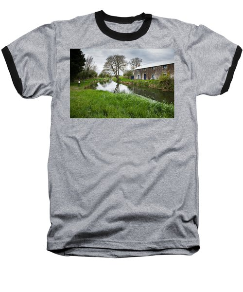 Grand Canal At Miltown Baseball T-Shirt