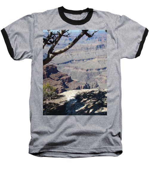 Baseball T-Shirt featuring the photograph Grand Canyon by David S Reynolds