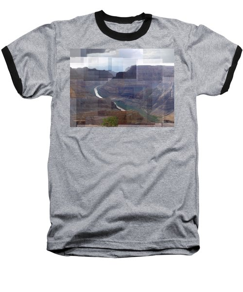 Grand Canyon Guano Point Baseball T-Shirt