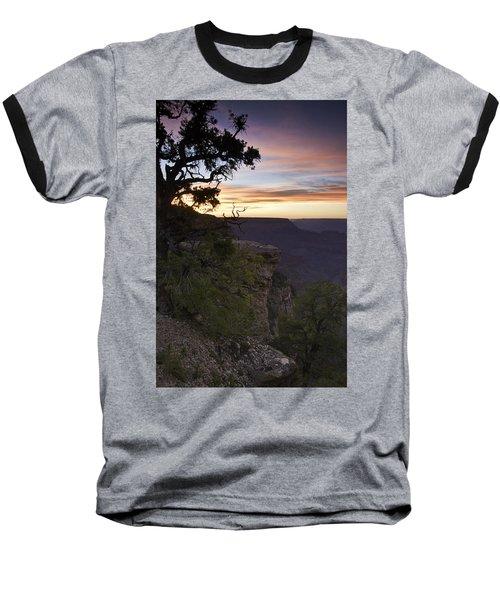 Grand Canyon Sunset 2 Baseball T-Shirt