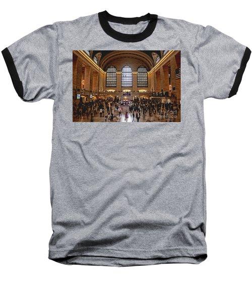 Grand Central Baseball T-Shirt