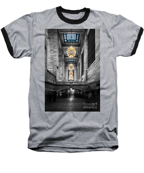 Grand Central Station IIi Ck Baseball T-Shirt