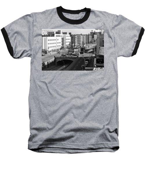 Grand Concourse Bronx Baseball T-Shirt