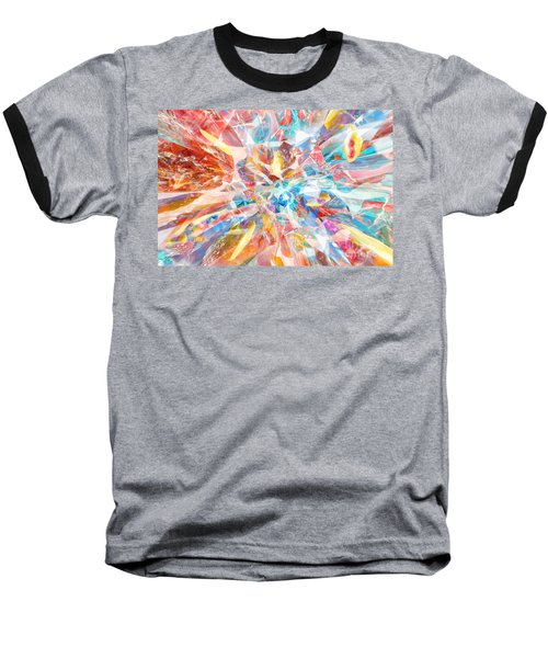 Baseball T-Shirt featuring the digital art Grand Entrance by Margie Chapman