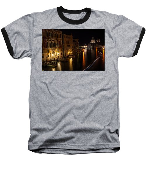 Baseball T-Shirt featuring the photograph Grand Finale by Alex Lapidus