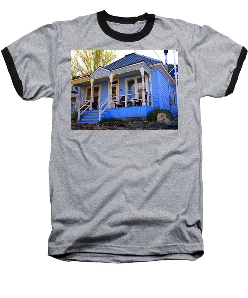 Baseball T-Shirt featuring the photograph Grandma's House by Jackie Carpenter