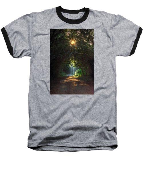 Grandmother's Grace Baseball T-Shirt by William Fields