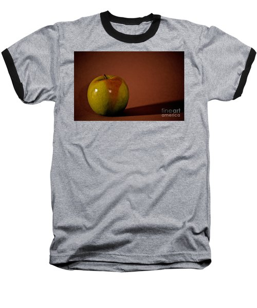 Baseball T-Shirt featuring the photograph Granny Smith by Sharon Elliott
