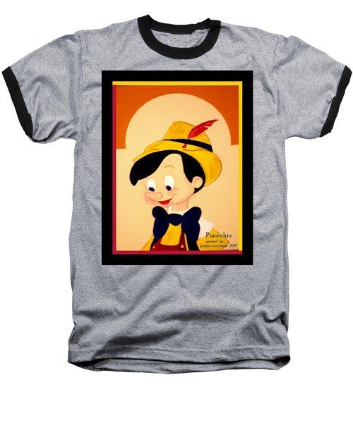 Grant My Wish - Please Baseball T-Shirt