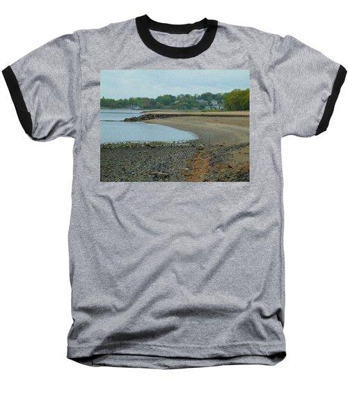 Granular Solitude Baseball T-Shirt