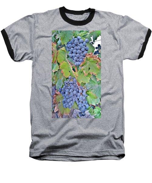 Grapes  Baseball T-Shirt