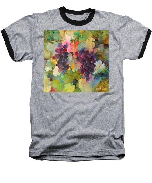 Grapes In Light Baseball T-Shirt