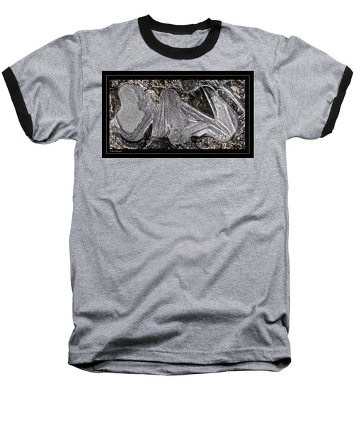 Graphic Ice Baseball T-Shirt