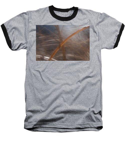 Grass - Abstract 1 Baseball T-Shirt