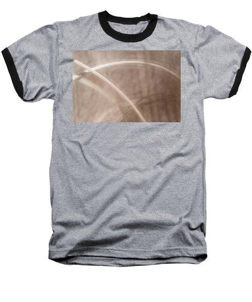 Grass - Abstract 2 Baseball T-Shirt