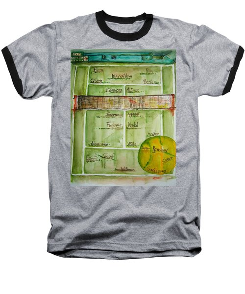 Grass Greats Baseball T-Shirt