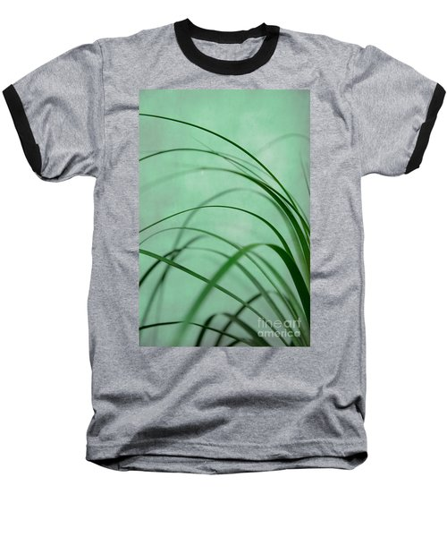 Grass Impression Baseball T-Shirt