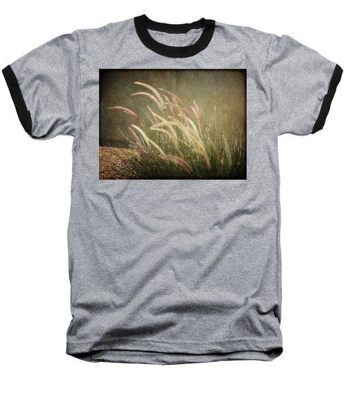 Grasses In Beauty Baseball T-Shirt