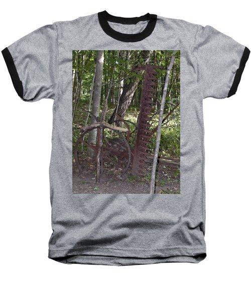 Grave Site Baseball T-Shirt