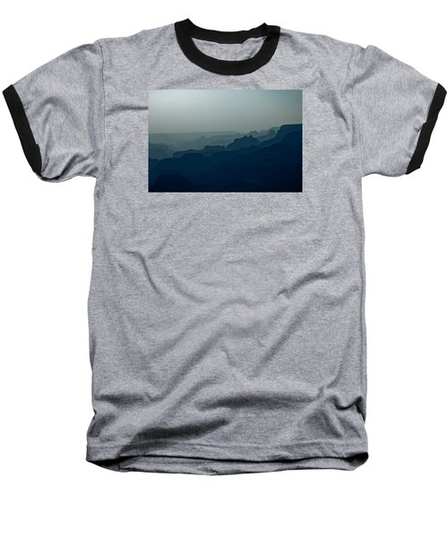 Baseball T-Shirt featuring the photograph Great Crevice by Joel Loftus